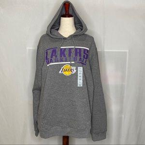 Old navy men's Lakers sweatshirt